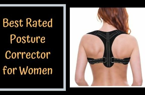 Best Rated Posture Corrector for Women