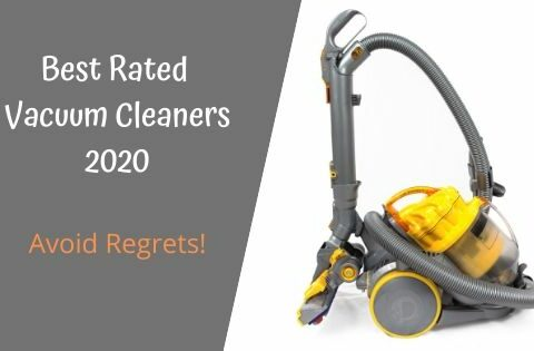 Best Rated Vacuum Cleaners 2020