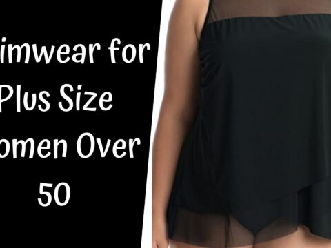 Swimwear for Plus Size Women Over 50